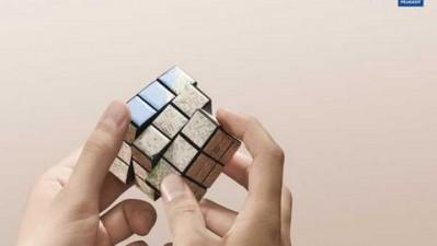 Peugeot - GPS - Rubik Cube