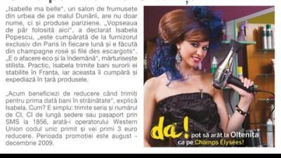 Western Union - Stilista