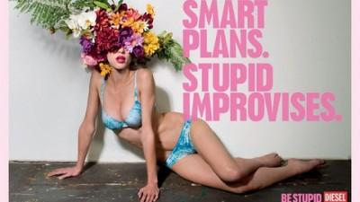 Diesel - Be stupid - Flowers