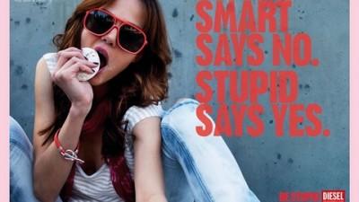 Diesel - Be stupid - Girl