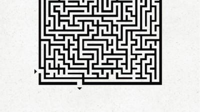 Kit Kat Mini - Maze