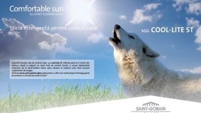 Saint-Gobain Glass - Comfortable sun (I)