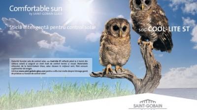 Saint-Gobain Glass - Comfortable sun (II)