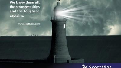 Scott Vias - The lighthouse