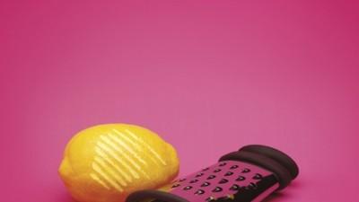 Lemonhead Candy - Box grater