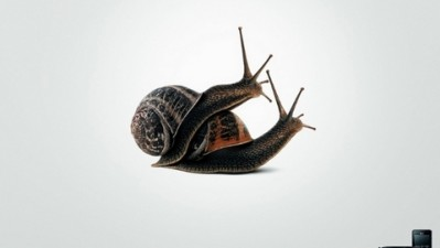 LG Camera Phone - Snail