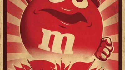 M&M's - Red