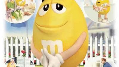 M&M's - Yellow