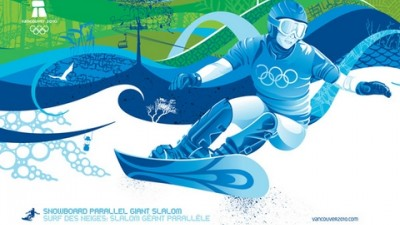 Vancouver 2010 - Snowboarding Parallel Giant Slalom