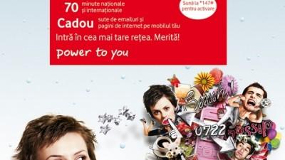 Vodafone - In noul an indeplineste-ti toate dorintele (II)