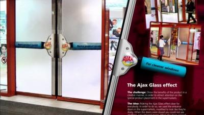 Ajax - Glass Efect