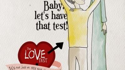 Love test - Couple