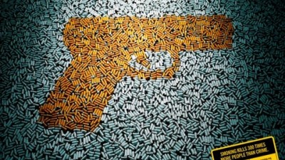 Quit smoking - Gun