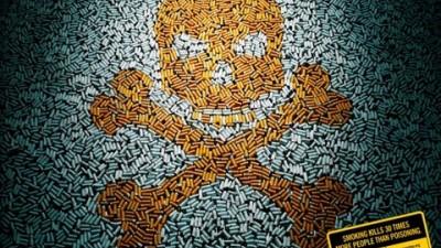 Quit smoking - Poison