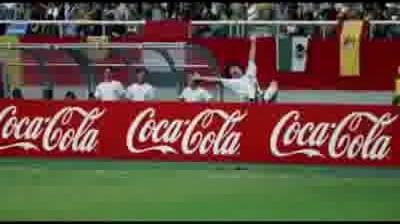 Coca-Cola - Roger Milla