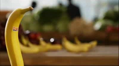 Dole - Orice banana vrea sa fie Dole