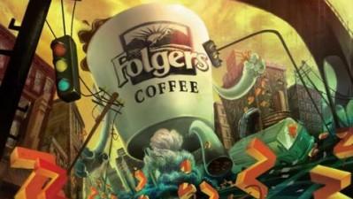Folgers Coffee - Run, Zzzz, Run