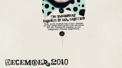 FRIENDS - Calendar - Decembrie 2010