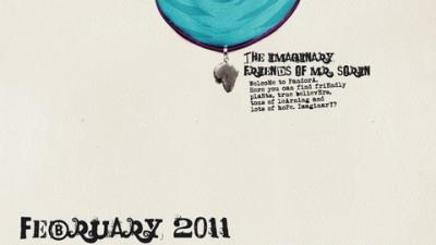 FRIENDS - Calendar - Februarie 2011