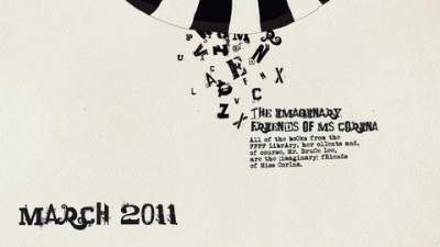 FRIENDS - Calendar - Martie 2011