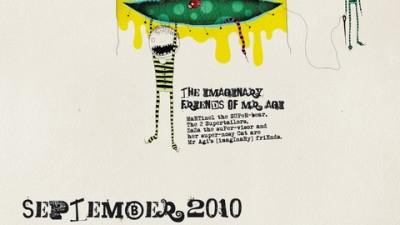 FRIENDS - Calendar - Septembrie 2010