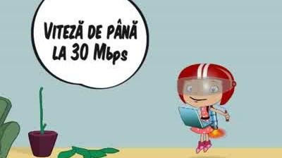 Romtelecom Clicknet - Familia Telcu - Hiperviteza