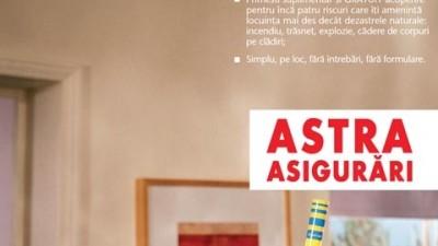 Astra Asigurari - Vremea fara griji (V)