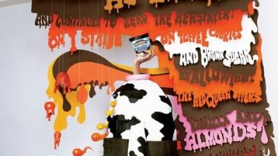 Ben&Jerry's Ice Cream - Whale Cow