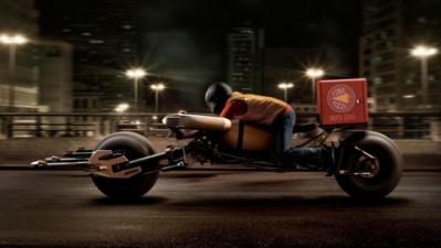 Cine Pizza - Rocket Bike