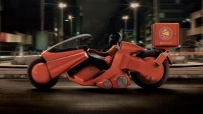 Cine Pizza - Speed Bike