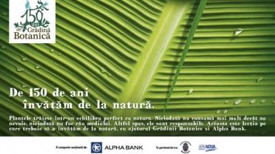 Gradina Botanica - Invatam de la natura