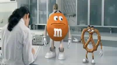 M&M's Pretzel - Listen Buddy