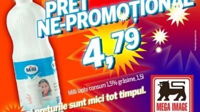 Mega Image - Pret ne-promotional (I)