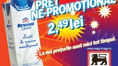 Mega Image - Pret ne-promotional (II)