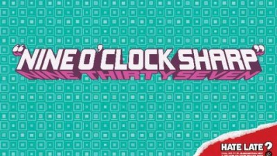 Pizza Hut - Nine o'clock sharp