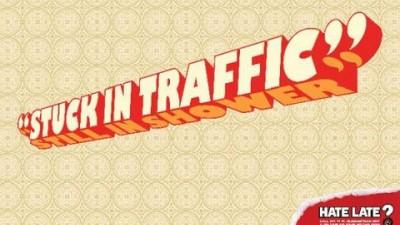 Pizza Hut - Stuck in traffic