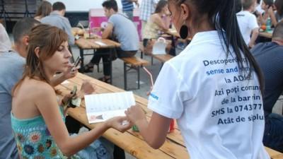 ADfel 2010 - Philips - Comenzi la bar prin SMS