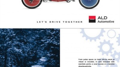 ALD Automotive - Let's drive together (Brosura)