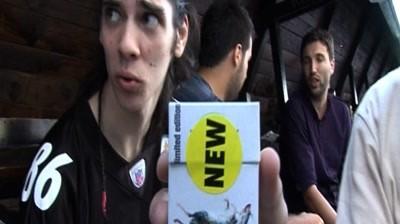 Making of Campania impotriva contrabandei cu tigari la ADfel 2010