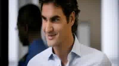 Lindt - Roger Federer - Airport