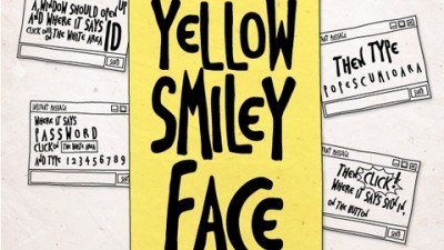 The yellow smiley face - Film Poster