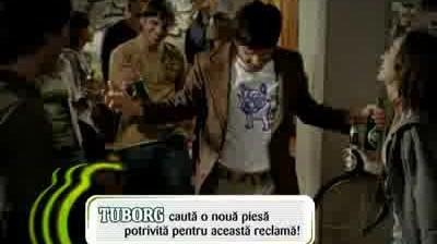 Tuborg - Te vrem pe TV