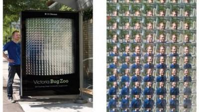 Victoria Bug Zoo - Eyes