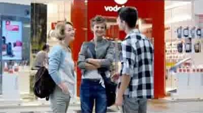 Vodafone - Maximia - Mama Cristinei