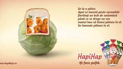 HapiHap - Sos de sarmale