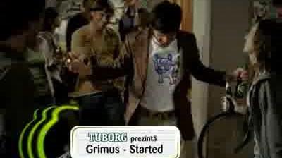 Tuborg - Muzica ta pe TV(Grimus)