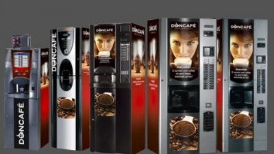 Doncafe - Vending machines product ID