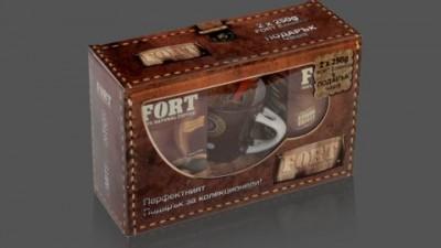 Fort - Packaging design, 2