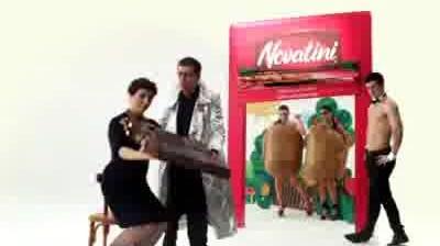 Novatini arahide - Parasita