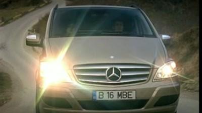 Mercedes Benz - Noul Vito si Viano